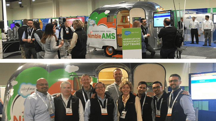 Nimble AMS at ASAE
